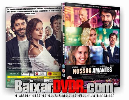 Nossos Amantes (2017) DVD-R AUTORADO