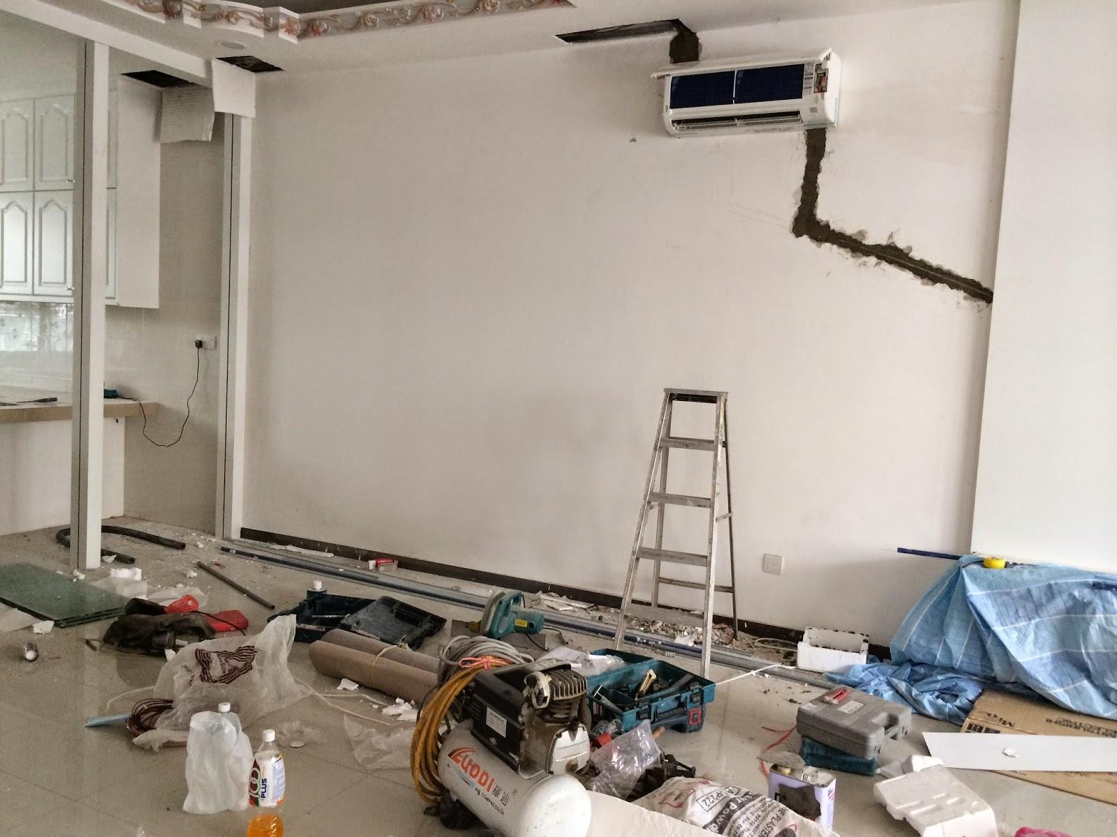 Hack Dinding Untuk Kemaskan Pemasangan Aircond It S About Life Rumah Manis Ii