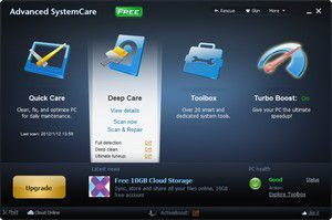 Download Advanced SystemCare 9