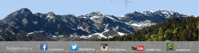 Informació sobre el Parc Natural de l'Alt Pirineu