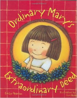 Here is a delightful book about doing a good turn daily (the Girl Scout slogan) that will help your Daisy troop earn the yellow Daisy petal, Friendly and Helpful.