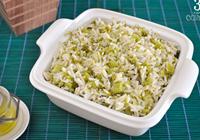arroz brócolis