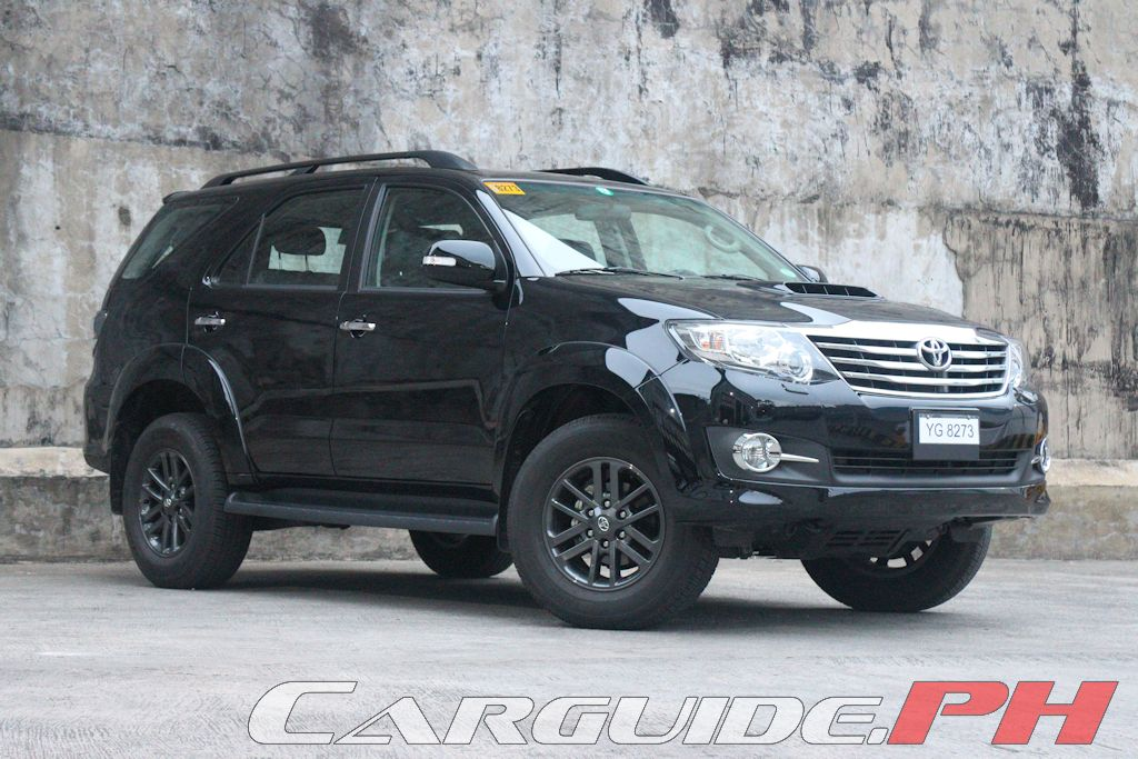 Review 2015 Toyota Fortuner 2 5 V Philippine Car News