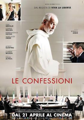 Le confessioni 2016 DVDCustom HDRip NTSC Latino