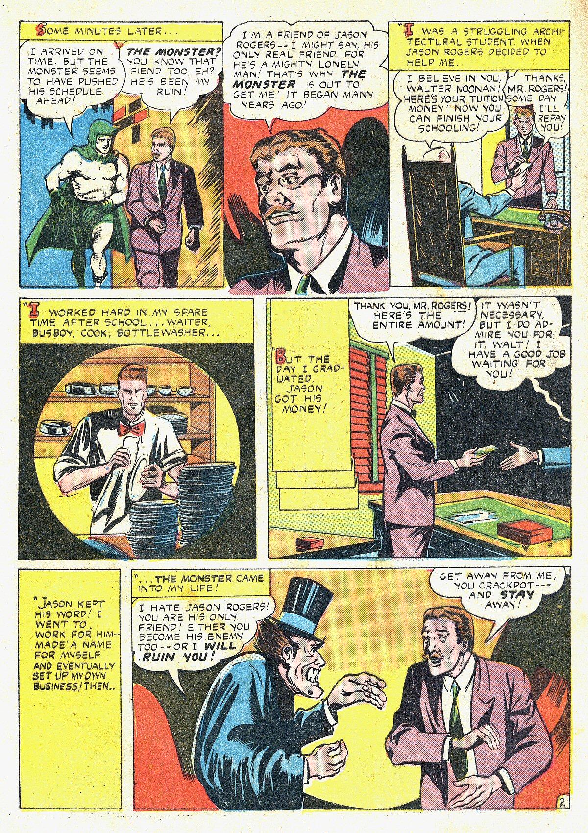 Read online All-Star Comics comic -  Issue #20 - 14