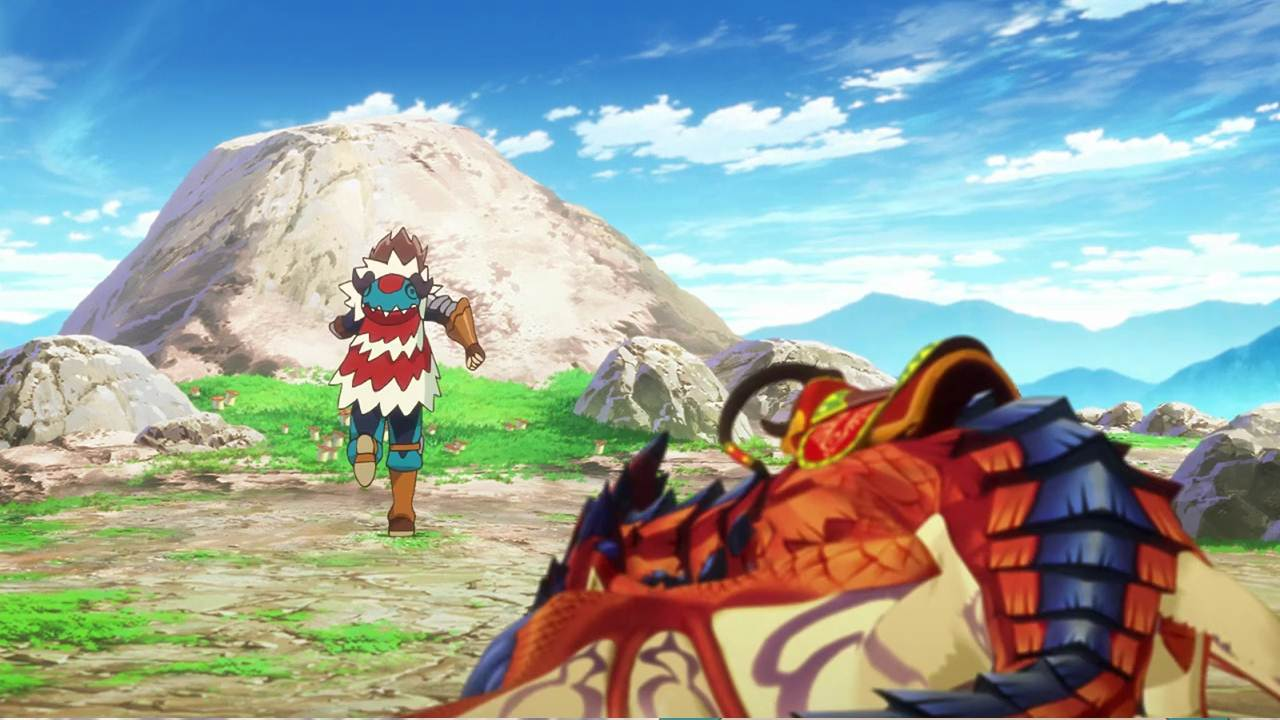 Monster Hunter Stories Ride On cap 5 sub español