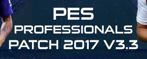 PES Professionals Patch 2017 v3.3 Terbaru