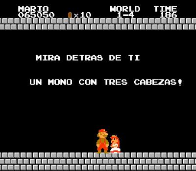 Sierra Death Generator - Super Mario Bros