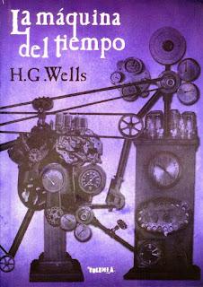 LA-MAQUINA-DEL-TIEMPO-Herbert-George-Wells-audiolibro