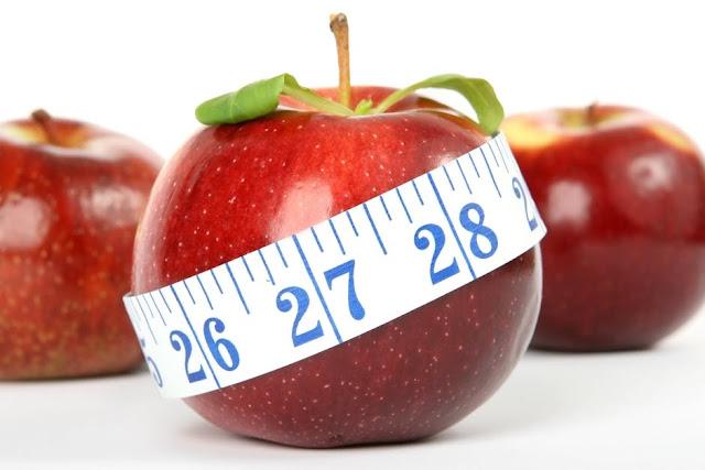 Mengecilkan Perut Dengan Apel