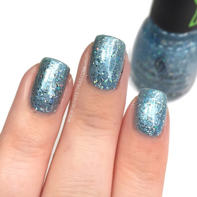 China Glaze Deliciously Wicked