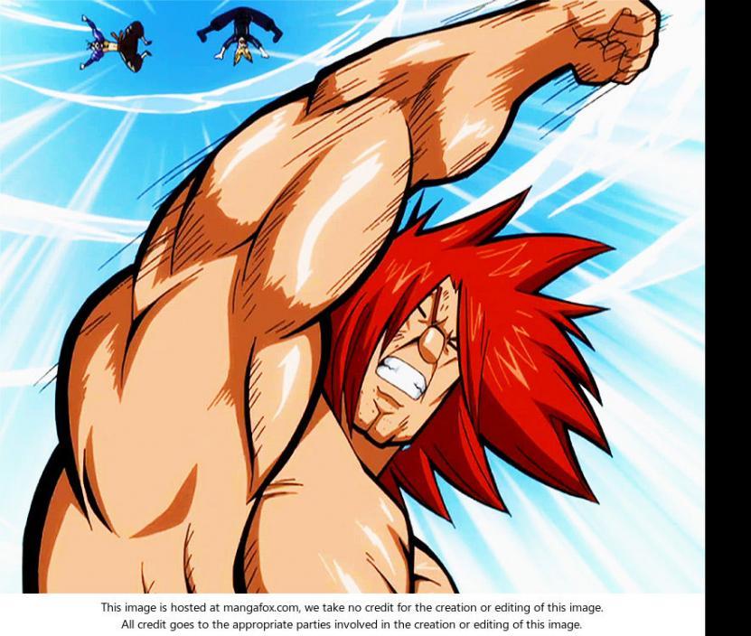 Fairy Tail Ch.437.1