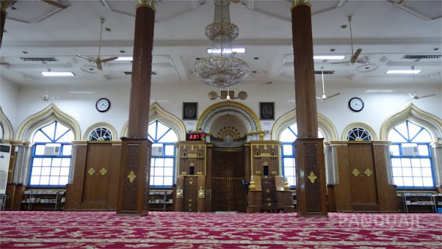 Masjid Bengali Sunni Jameh Yangon