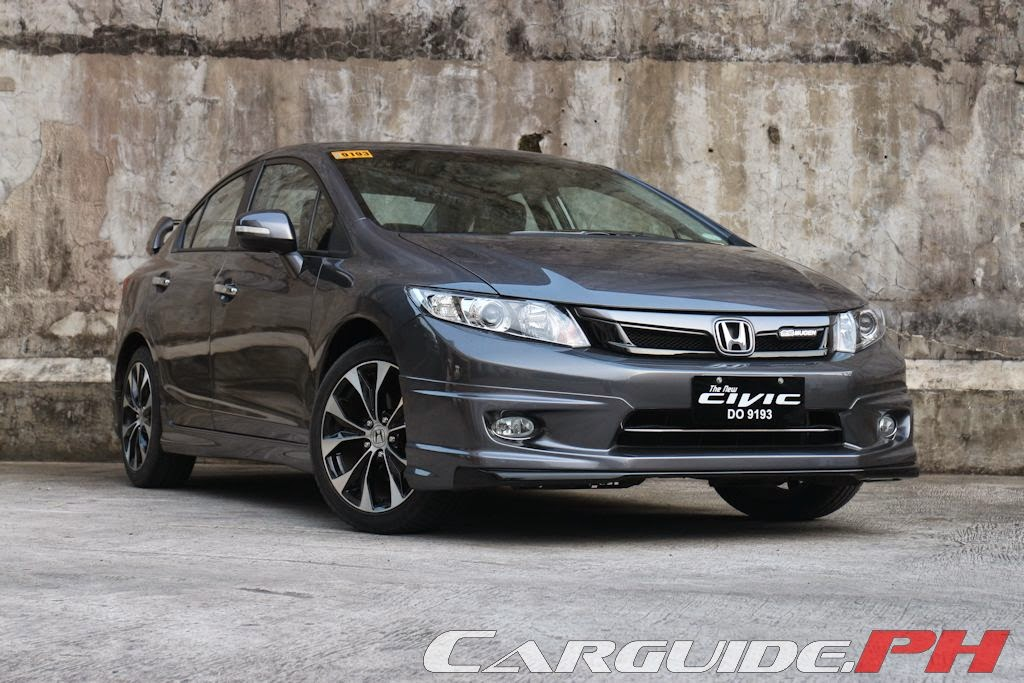 review 2014 honda civic 2 0 el mugen philippine car news car reviews automotive features. Black Bedroom Furniture Sets. Home Design Ideas
