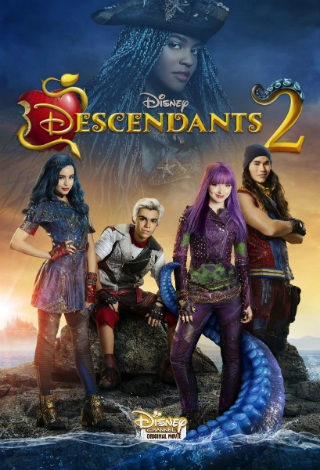 Descendants 2 [2017] [DVDR] [NTSC] [Latino]