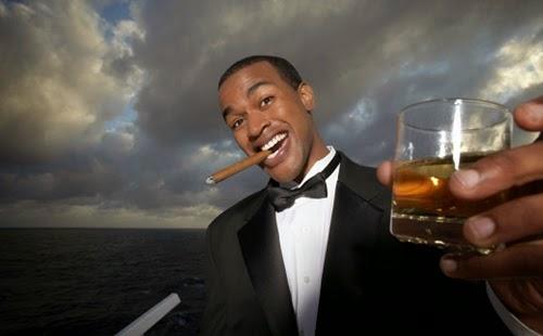 Wealthy Black Man