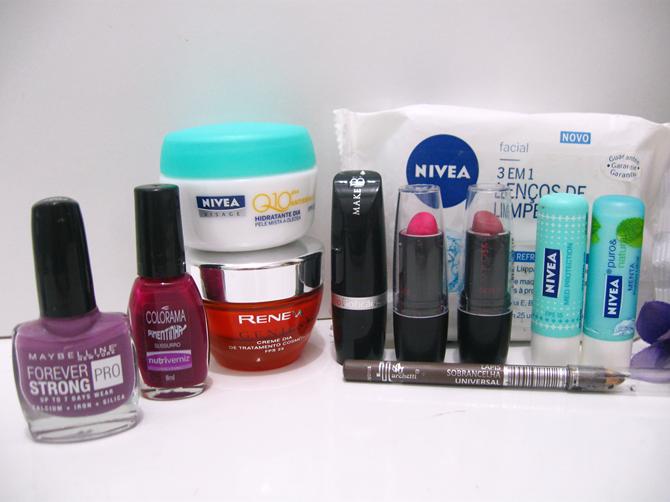 Maquiagem e dermocosméticos
