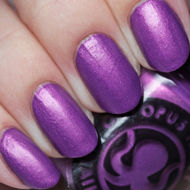 Octopus Party Nail Lacquer Velouria
