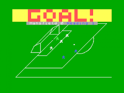 Football Manager (1982 Series) 1.1