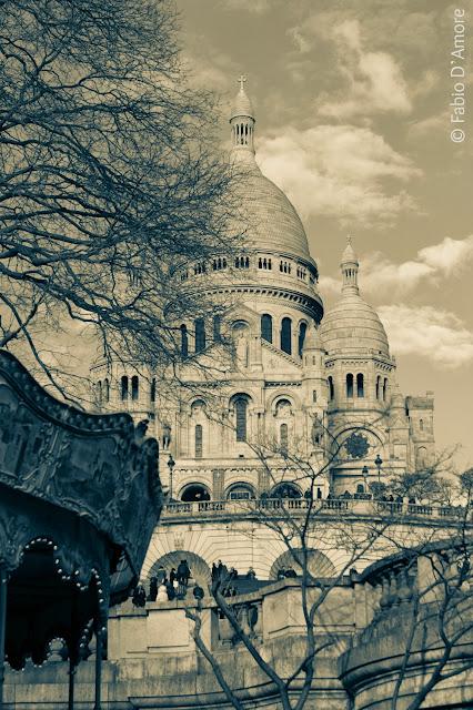 Chiesa del Sacré Coeur-Parigi