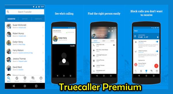 تحميل تطبيق كشف هوية المتصل Truecaller: Caller ID & Dialer v9.19.7 [النسخة المدفوعة مجانية]