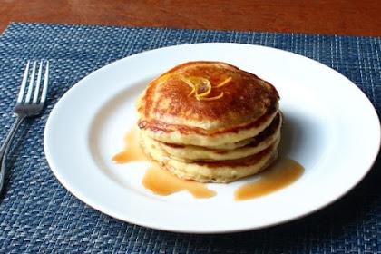 Lemon Ricotta Pancakes, Again?