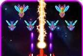 Galaxy Attack: Alien Shooter (MOD, Unlimited Money) APK v31.4 free on android