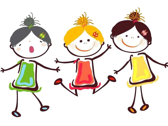 Dibujos De Nenas Bailando