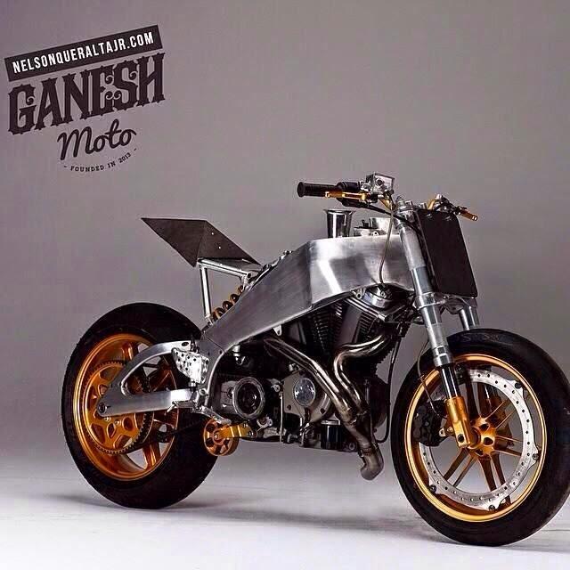 Mercenary Garage Buell Xb12s By Ganesh Moto