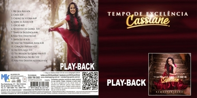 BAIXAR DE PLAYBACK TEMPO CD EXCELENCIA CASSIANE GRATIS