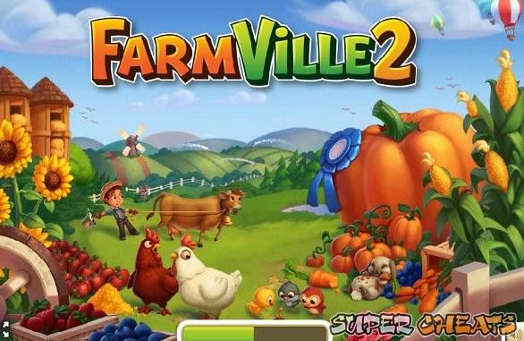 farmville 2 on facebook