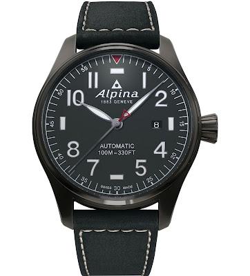 Alpina Startimer Pilot Automatic watch Reference: AL-525G4TS6
