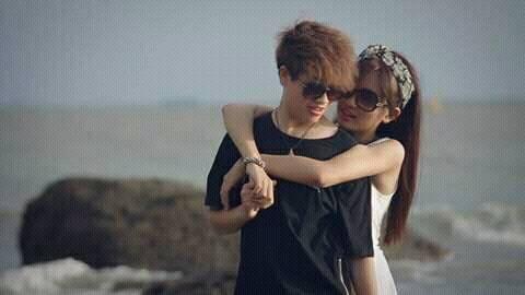 Gái xinh facebook hot girl Huỳnh Đan