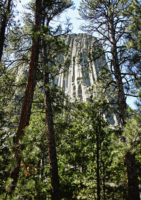 devils tower wyoming close encounters of the third kind