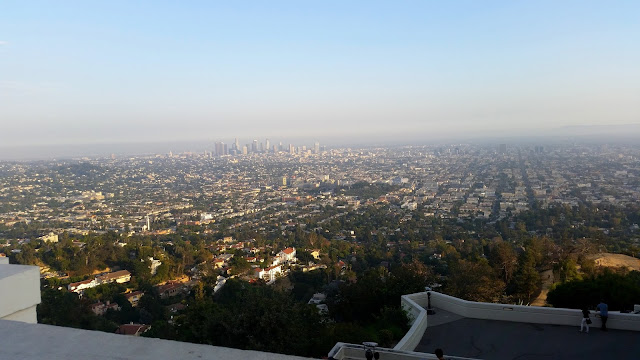 panorama los angeles