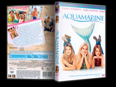 Capa DVD Aquamarine