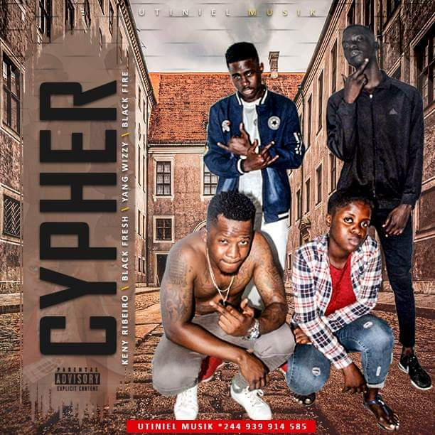 Utiniel Musik ft. Black Fire, Keny Ribeiro, Yang Wizz, Black Fresh - Cypher (Prod. Leo Marley) (Hosted By ND Midas)