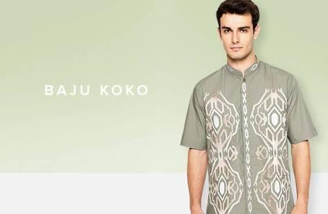 Mengintip Serunya Tren Baju Koko untuk Kaum Pria