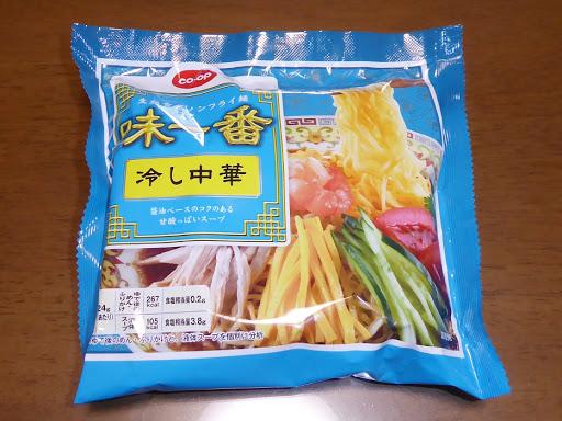 【coop・コープ】(ユタカフーズ株式会社)味一番 冷し中華