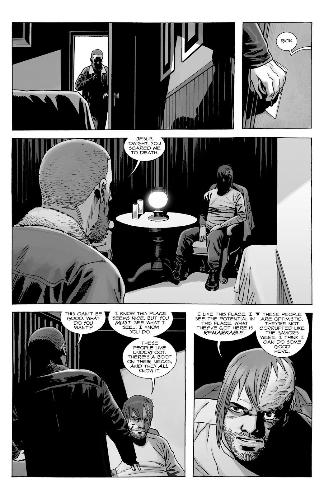 The Walking Dead Issue # 184 - ReadComic.Org