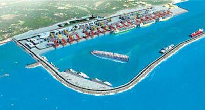 vizhinjam seaport