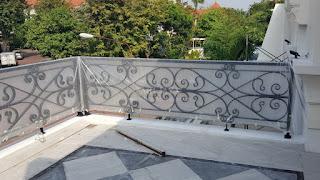 jasa pembuatan railing tangga surabaya, sidoarjo, dan sekitarnya