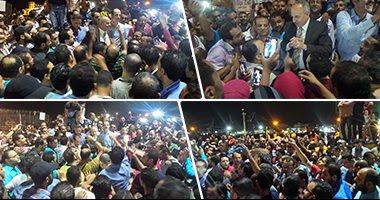 مظاهرات بور سعيد امس الاربعاء فئويه وليست ثوريه