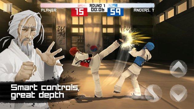 Taekwondo Game MOD APK