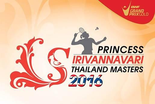 Final Thailand Masters Grand Prix Gold 2016