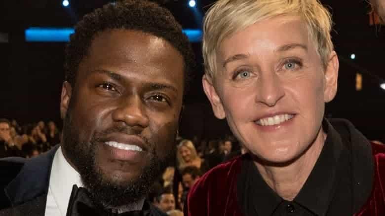 Ellen DeGeneres faces backlash after defending Kevin Hart following Oscars controversy