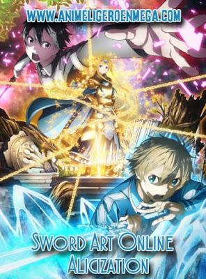 Sword Art Online Alicization: Todos los Capítulos (05/??) [MEGA - MediaFire] TV ¡Actualizable!