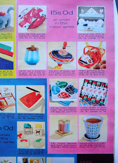 Retro 60s Christmas Gift Guide from karen vallerius blog
