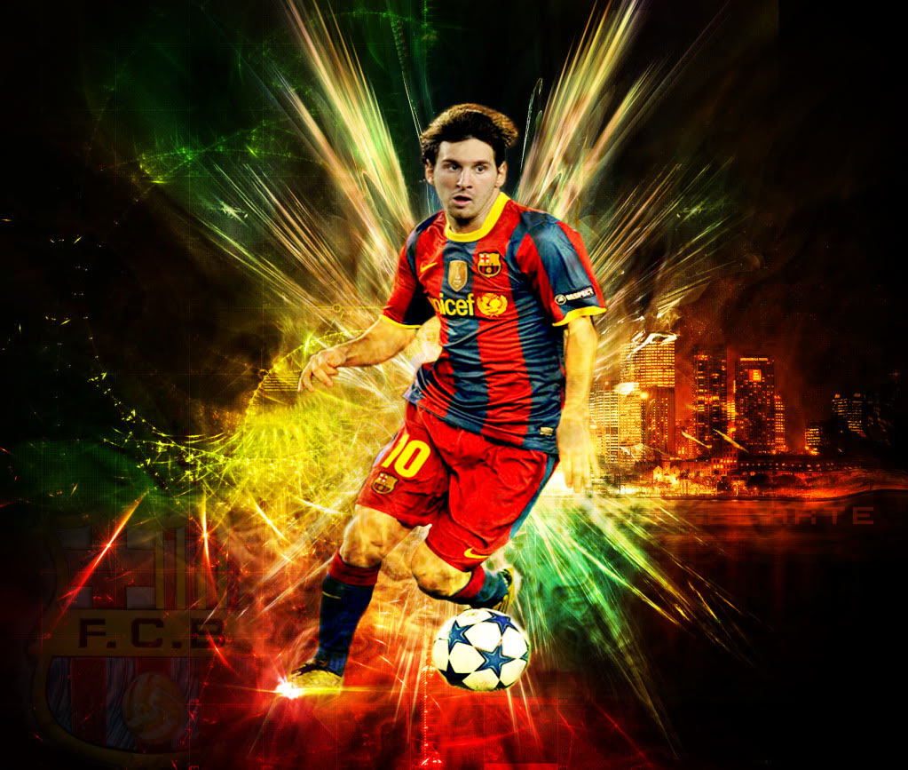 Wallpaper Of Messi: Top Footballer Wallpaper: Lionel Messi HQ Collection