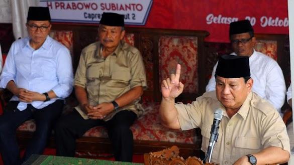 Tim Prabowo akan Laporkan Aksi #SaveTampangBoyolali ke Bawaslu